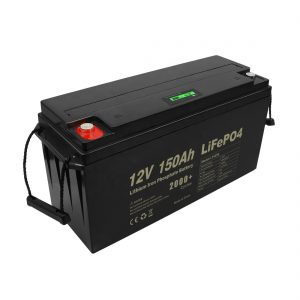 Deep Cycle Rechargeable Lifepo4 แบตเตอรี่ 12v 150Ah 200Ah 250Ah 300Ah