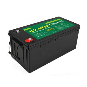 ราคาโรงงาน Deep Cycle Solar LFP Battery 12v 400Ah Solar LiFePO4 Battery