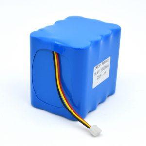 อุปกรณ์อิเล็กทรอนิกส์ 18650 4S4P 10200mah 16.8v BMS