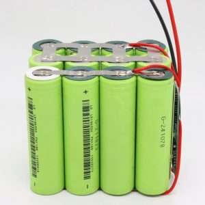 ขายส่งที่กำหนดเอง 18650 ลิเธียม 4s3p บอร์ด PCB กันน้ำรอบลึกแบตเตอรี่ 12v 10AH สำหรับเครื่องมือไฟฟ้า