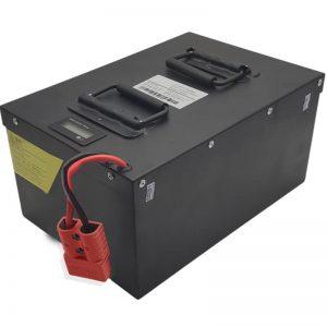 แบตเตอรี่ LiFePO4 ความจุสูง 72V60Ah พร้อม BMS อัจฉริยะสำหรับรถยนต์ไฟฟ้า