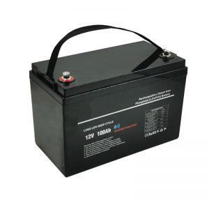 LiFePO4 อุณหภูมิต่ำ 12V 100AH