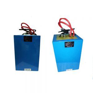 แบตเตอรี่ชาร์จ LiFePO4 150AH 24V สำหรับระบบพลังงานแสงอาทิตย์ / ลม
