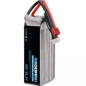ขายร้อนแบตเตอรี่ลิเธียมโพลิเมอร์แบบชาร์จไฟ 22000 mAh 6s lipo